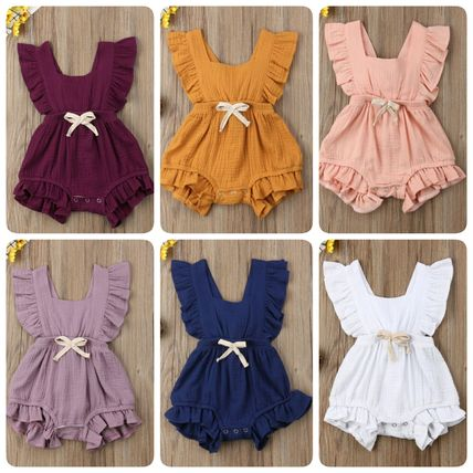 Street Style Baby Girl Dresses & Rompers
