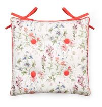 Laura Ashley Flower Patterns Collaboration Decorative Pillows