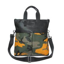 Coach Camouflage 2WAY PVC Clothing Totes