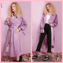 ELF SACK Casual Style Trench Coats