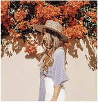 lack of color Straw Boaters Straw Hats
