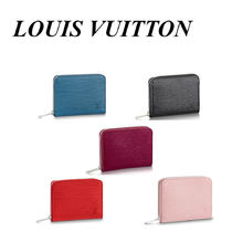 Louis Vuitton ZIPPY COIN PURSE Folding Wallets