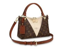Louis Vuitton V Casual Style 2WAY Leather Totes