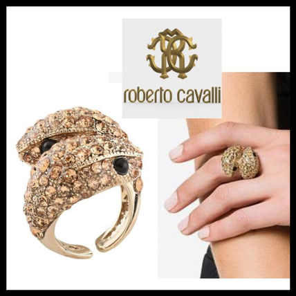 Animal Party Style With Jewels Rings