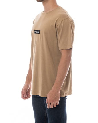 RVCA More T-Shirts Unisex Plain Short Sleeves T-Shirts 6