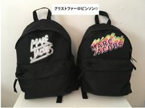 MARC JACOBS Casual Style Unisex Street Style Backpacks
