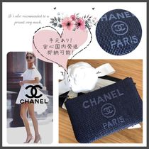 CHANEL DEAUVILLE Pouches & Cosmetic Bags