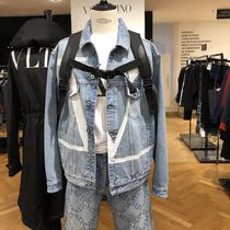 VALENTINO Denim Jackets