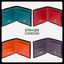 ETTINGER Leather Folding Wallets