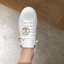 Louis Vuitton Plain Low-Top Sneakers