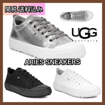 UGG Australia Casual Style Low-Top Sneakers