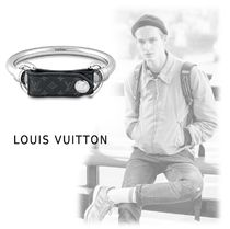 Louis Vuitton 2019-20AW JUNK MONOGRAM ECLIPSE silver M/L Accessories
