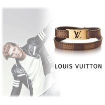 Louis Vuitton 2019-20AW BRACELE SIGN IT brown one size Accessories