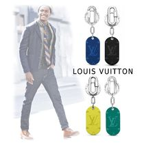 Louis Vuitton 2019-20AW PORTE-CLES MILITARY TAB 4colors one size Men