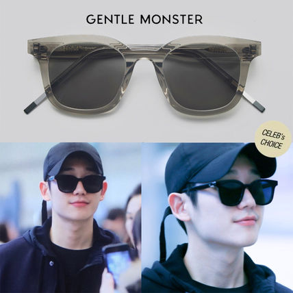 ee919484a254f Gentle Monster 2019 SS Unisex Street Style Sunglasses by BOBO ...