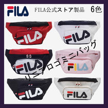 FILA Ray Casual Style Unisex Collaboration Bags