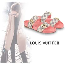 Louis Vuitton 2019-20AW BON DIA LINE MULE pink 34-39 Shoes