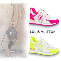 Louis Vuitton 2019-20AW RUNAWAY LINE SNEAKER 2colors 34-40 Shoes