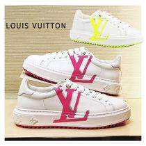 Louis Vuitton 2019-20AW TIME-OUT LINE SNEAKER 2colors 34-40 Shoes