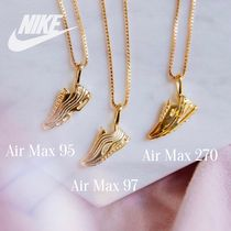 Nike AIR MAX Casual Style Unisex Necklaces & Pendants