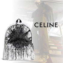 CELINE Nylon Backpacks