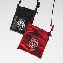 Girls Don't Cry Bags
