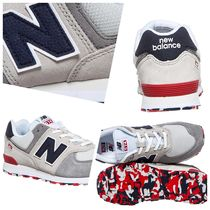 New Balance 574 Street Style Low-Top Sneakers