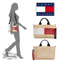 Tommy Hilfiger Straw Bags