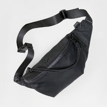 Ron Herman Nylon Street Style Plain Hip Packs