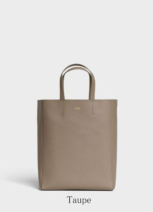 CELINE Cabas Small Cabas In Grained Calfskin