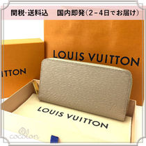 Louis Vuitton EPI [Louis Vuitton] ALL ROUND ZIPPY WALLET GALET