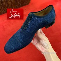 Christian Louboutin LOUIS Plain Toe Oxfords