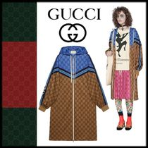GUCCI Casual Style Long Jackets