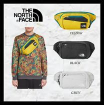 THE NORTH FACE Unisex Nylon Street Style Plain Messenger & Shoulder Bags