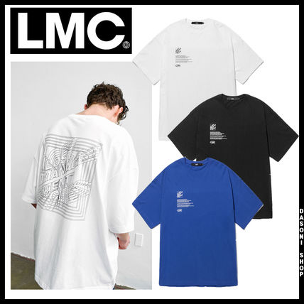 LMC More T-Shirts Unisex Street Style T-Shirts