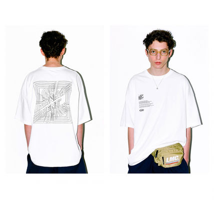 LMC More T-Shirts Unisex Street Style T-Shirts 2