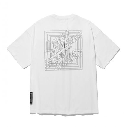 LMC More T-Shirts Unisex Street Style T-Shirts 5