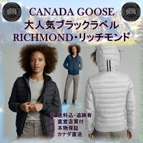 CANADA GOOSE Casual Style Plain Outerwear