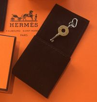HERMES Keychains & Bag Charms