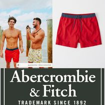 Abercrombie & Fitch Flower Patterns Unisex Street Style Beachwear