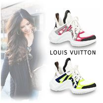 Louis Vuitton 2019-20AW LV ARC LIGHT LINE SNEAKER 2colors 34-40 Shoes
