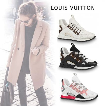 Louis Vuitton Low-Top 2019-20AW RUNAWAY LINE SNEAKER 3colors 34-40 Shoes