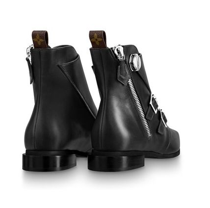 Louis Vuitton Ankle & Booties 2019-20AW JAMBLE LINE ANKLE BOOTS black 34-40 Shoes 4