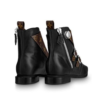 Louis Vuitton Ankle & Booties 2019-20AW JAMBLE LINE ANKLE BOOTS black 34-40 Shoes 5