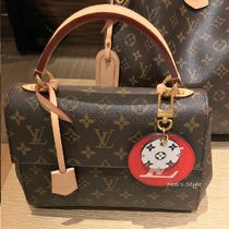 Louis Vuitton 2019-20AW PORTO CLE LLUSTRE GIANT MONOGRAM 2colors one size