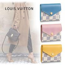 Louis Vuitton 2019-20AW PORTOFOUILLE ZOE 3colors one size Accessories