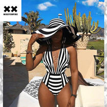 MISSY EMPIRE Oversized Straw Hats