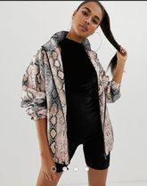 ASOS Casual Style Other Animal Patterns Medium Jackets