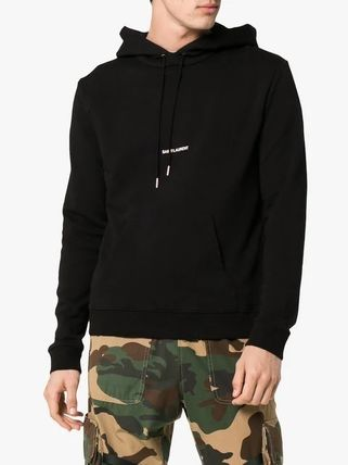 Saint Laurent Hoodies Pullovers Long Sleeves Plain Cotton Hoodies 6