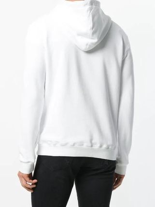 Saint Laurent Hoodies Pullovers Long Sleeves Plain Cotton Hoodies 12